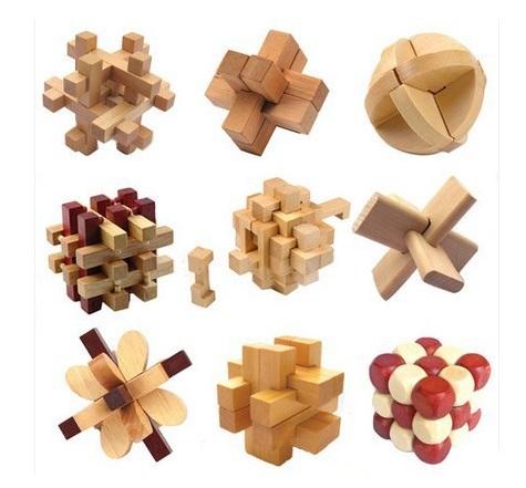 Популярные головоломки