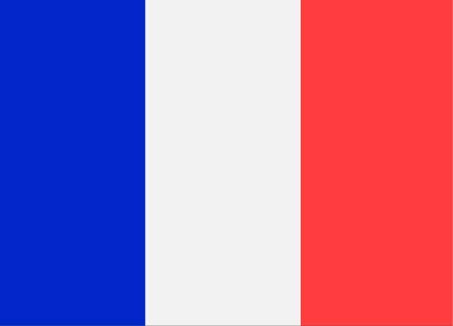 французский флаг фото
