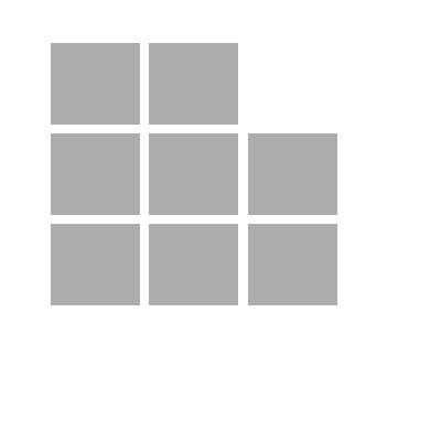 Восстановить квадрат